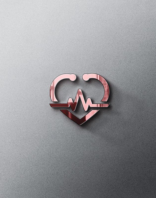 Projekt logo Gabinetu Kardiologicznego Janusz Paź